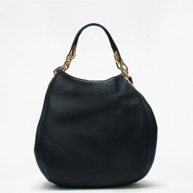 d0196a76481a8 Michael Kors Large Fulton Admiral Leather Shoulder Tote Bag