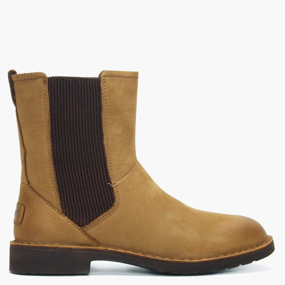 f9d8c0bb5b6 Larra Chestnut Suede Chelsea Boots