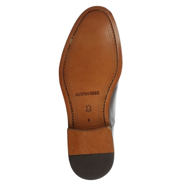 Austin Reed Lilley Brown Leather Toe Cap Oxford