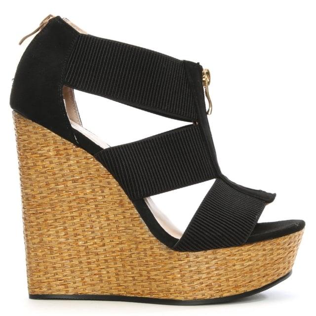 linstead-black-zip-front-woven-wedge-sandal