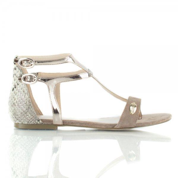?Liu Chaussures Jo Sandale Entredoigt TLTlH