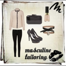 Masculine Tailoring