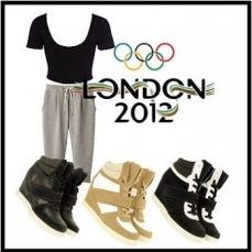 Sports Luxe -Olympics 2012
