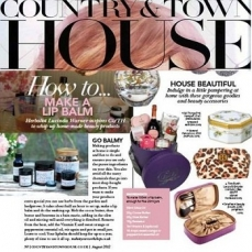 Daniel Footwear cosmetic cases featured in Country&Town House