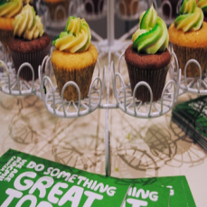 Thesmartgirlfashionguide attends our Macmillan charity event