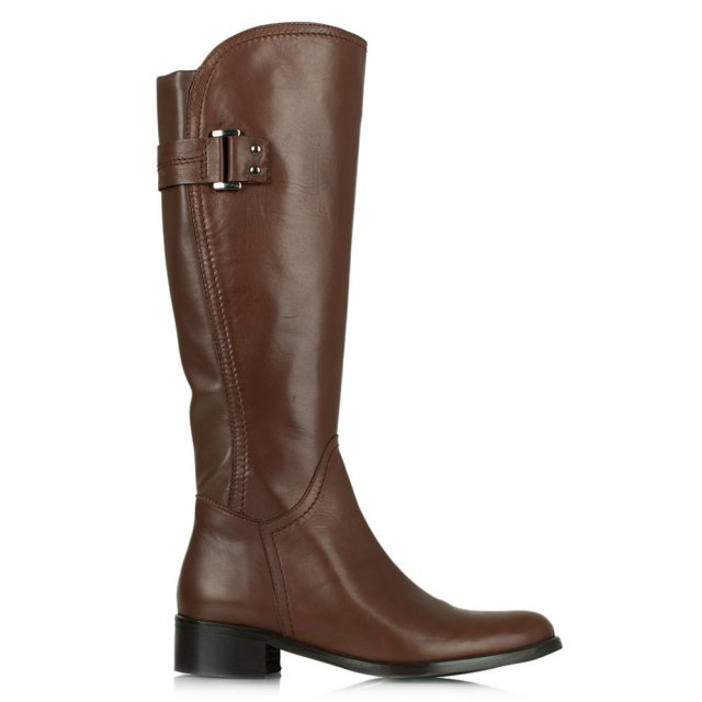 loyalty-tan-leather-knee-length-flat-boot