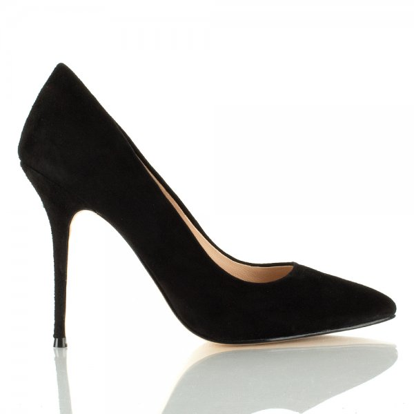 68ff95a7ddc Lucy Choi Black THERESE Women s Stiletto Court Shoe