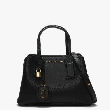 32b6bdadb1 Marc Jacobs The Editor 29 Black Leather Tote Bag