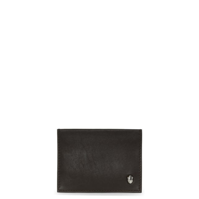 Men's Brown Two Tone Leather Classic Wallet