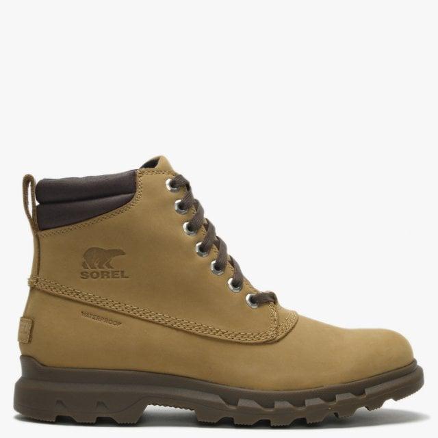 fca433f0834 Men's Portzman Buff & Hawk Nubuck Worker Boots