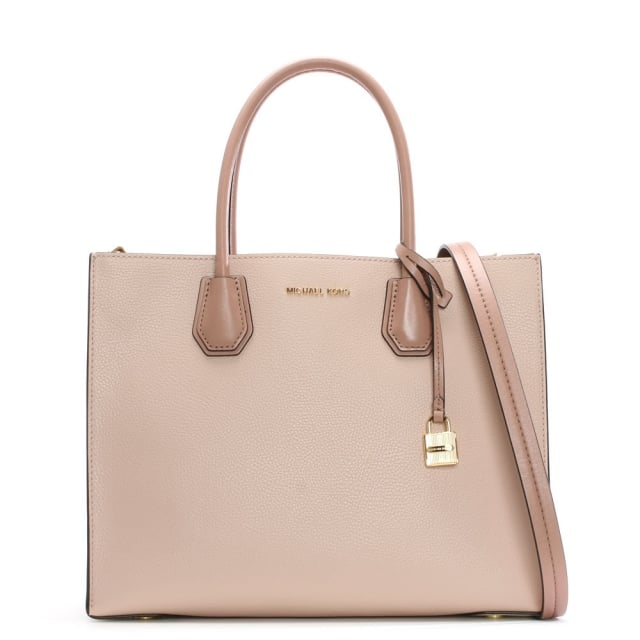 Mercer Multicoloured Leather Large Satchel Tote Bag