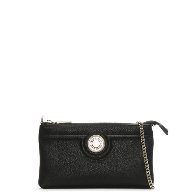 Versace Jeans Mia Black Mini Cross-Body Bag