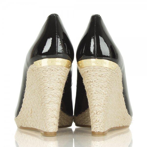 4947d970aa9 Buy michael kors peep toe wedge   OFF45% Discounted