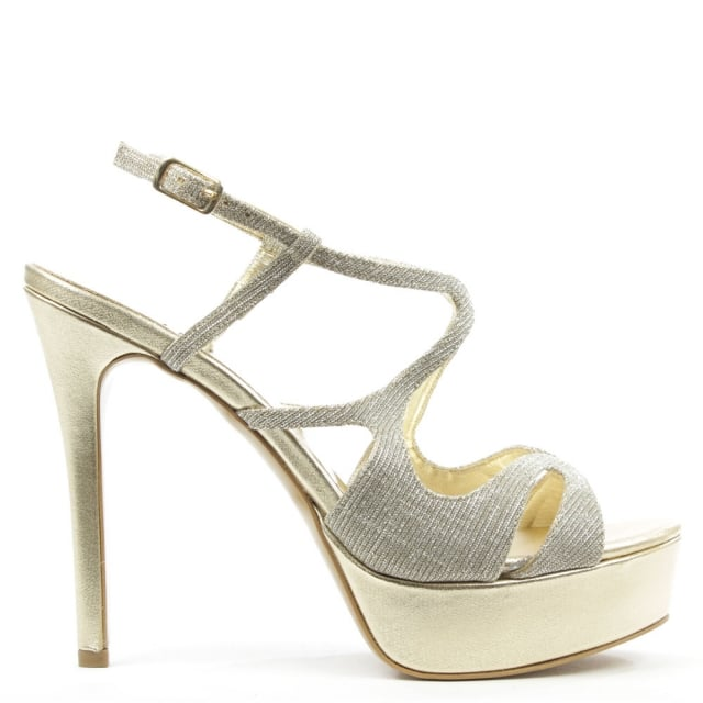 Michelline-Gold-Glitzy-Platform-Sandal