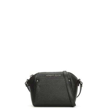 Mini Monaco Black Cross-Body Bag
