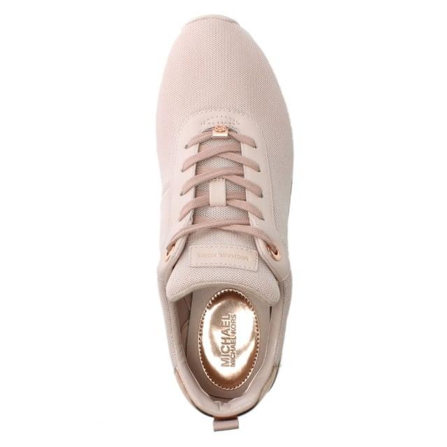 Michael Kors Jada Soft Pink Mesh Lace