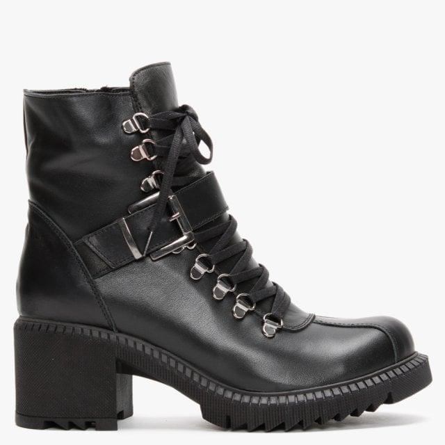 DF By Daniel Module Black Leather Lace