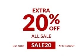 EXTRA 20 OFF