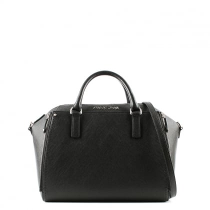 Monaco Grace Black Front Pocket Work Bag