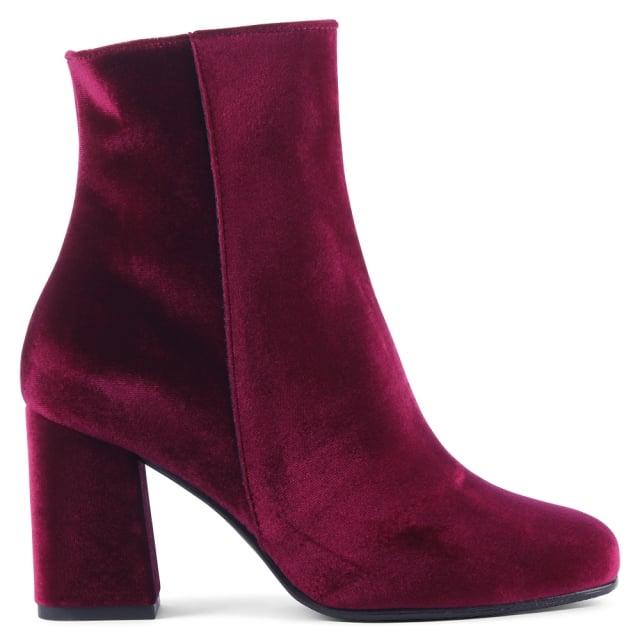 nickie-burgundy-velvet-square-toe-ankle-boot
