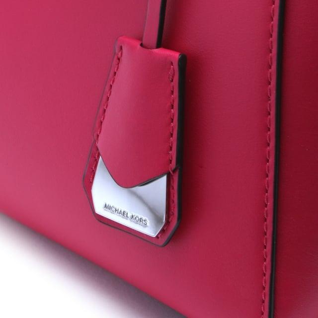 Michael Kors Nolita Mini Ultra Pink Leather Satchel Bag fb46212674