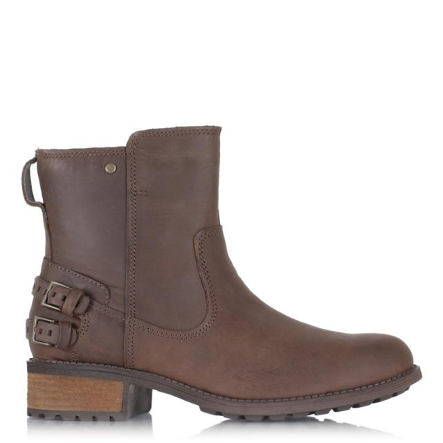 UGG® Orion Stout Leather Ankle Boot