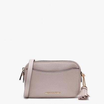 d08583b9 Pebbled Soft Pink Leather Convertible Belt Bag. Free Standard UK Delivery. Michael  Kors ...