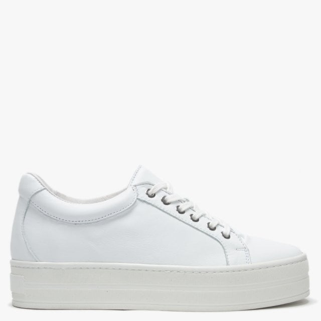 Daniel Piccadilly Circus White Leather
