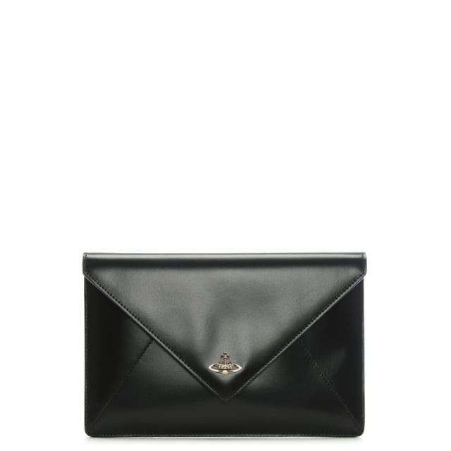 private-black-smooth-leather-envelope-pouch
