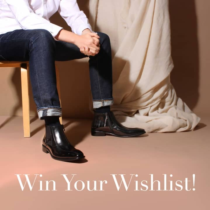 Win Your Wishlist Competition