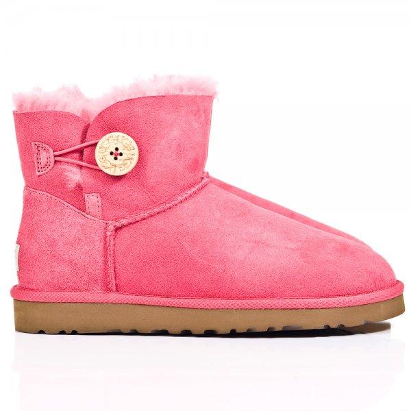 ugg boots Classic short rosa