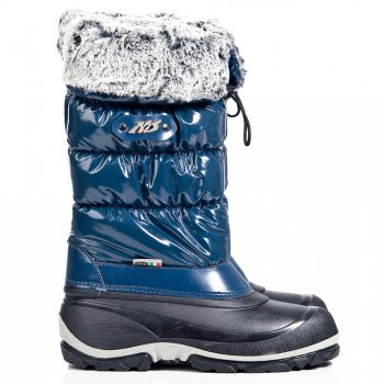 Daniel Blue Noan Womens Flat Snow Boot