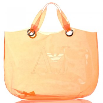Armani Jeans Orange R5209 Women's Shoulder Bag