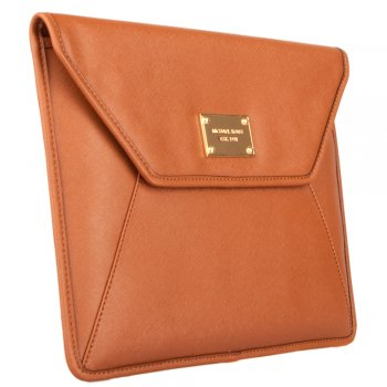 Michael Kors Tan Jet Set iPad Envelope Case