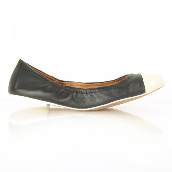 Sam Edelman Black Baxton Women's Flat Pump
