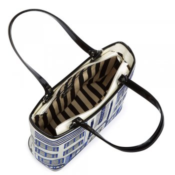 Lulu Guinness Multi Hotel Front Edith Women's Tote Bag