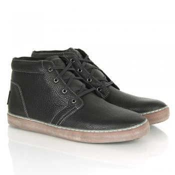 UGG Alin Waxed Pebbled Leather Men's Trainer