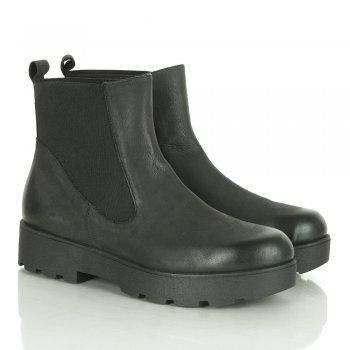 Daniel Black Reeses Chunky Sole Ankle Boot