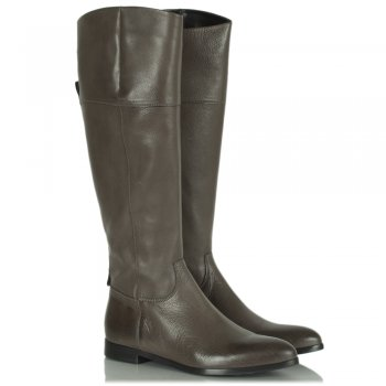Kennel & Schmenger Taupe Vincent 81 28590 Leather Knee Boot