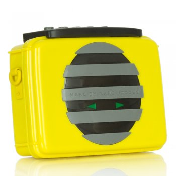 Marc Jacobs Out Loud Out Loud Yellow Clutch Bag
