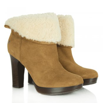 UGG Chestnut Dandylion II Women's Ankle Boot