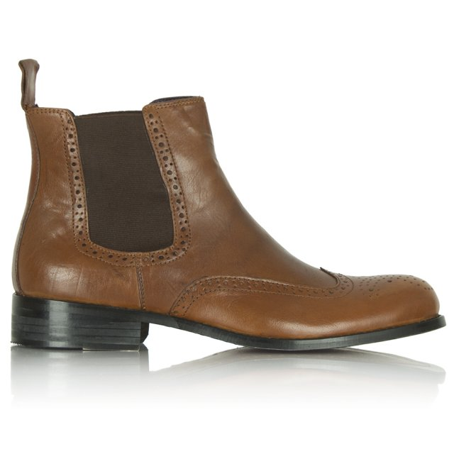 Daniel Tan Gucinari Jay Jay 122 Pull-on Ankle Boot