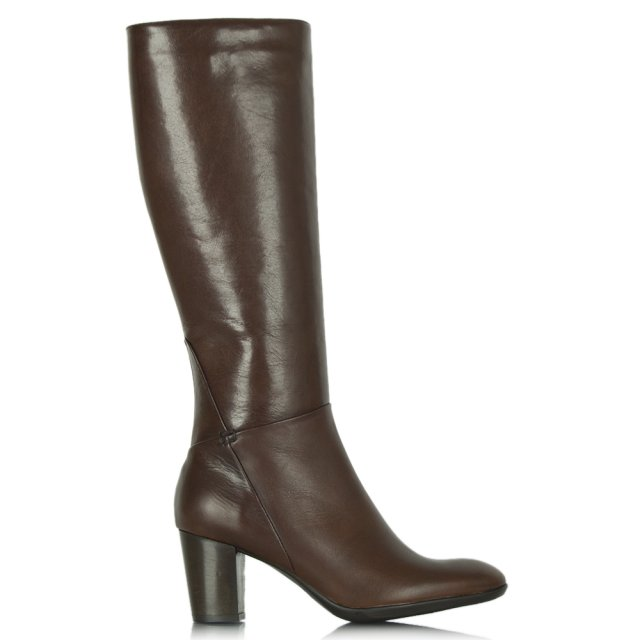 Lamica Acimal 38 Brown Leather Knee Boot