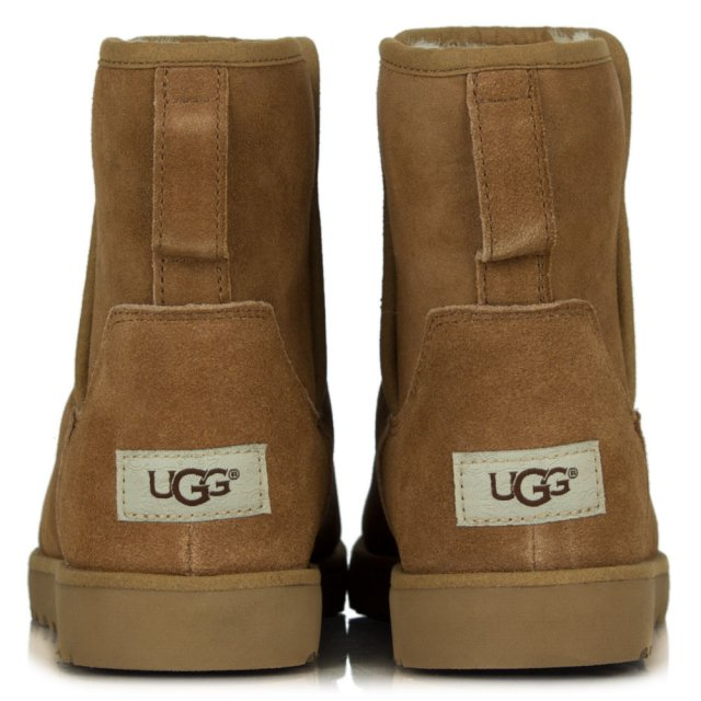 UGG Cory Chestnut Suede Slim Line Boot