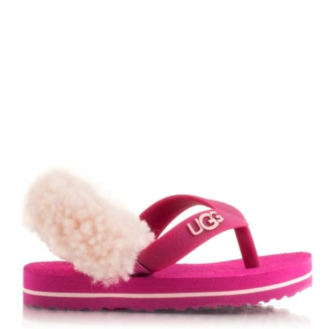 UGG Yia Yia Fruit Punch Kids Flip Flop