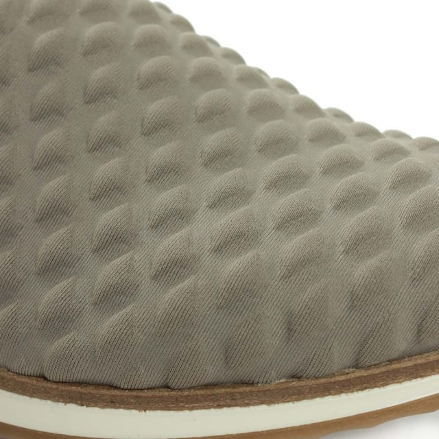 Daniel Bridgewater Taupe Slip On Fabric Sporty Shoe