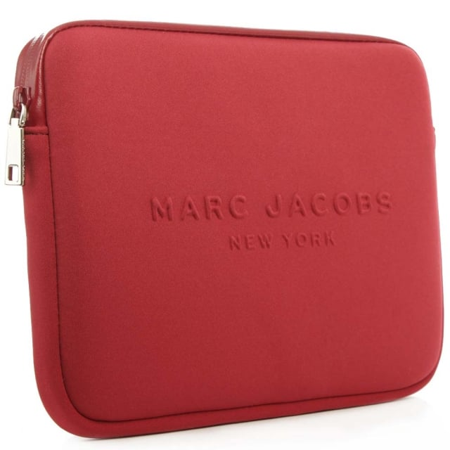 Marc Jacobs Neoprene Ruby Rose iPad Tablet Case