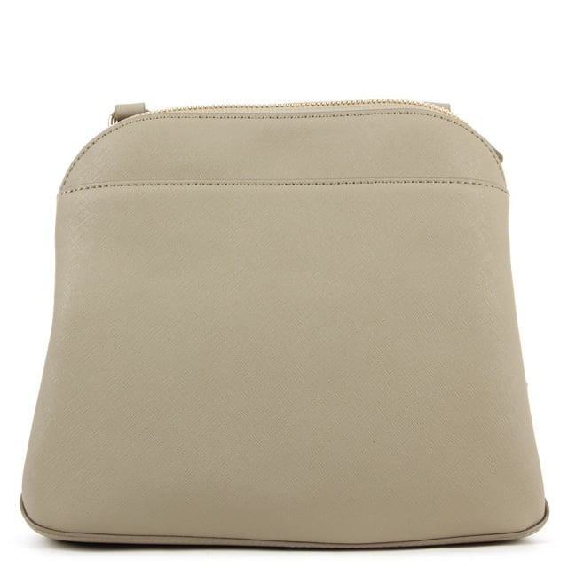 DKNY Bryant Zip Soft Desert Leather Cross-Body Bag