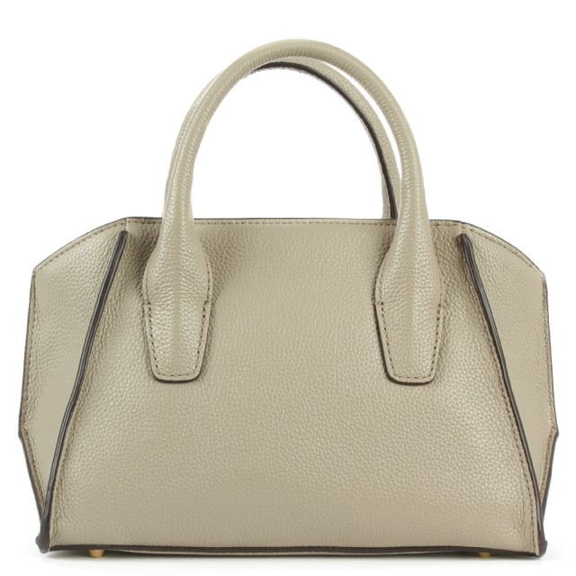 DKNY Chelsea Mini Soft Desert Leather Satchel Bag