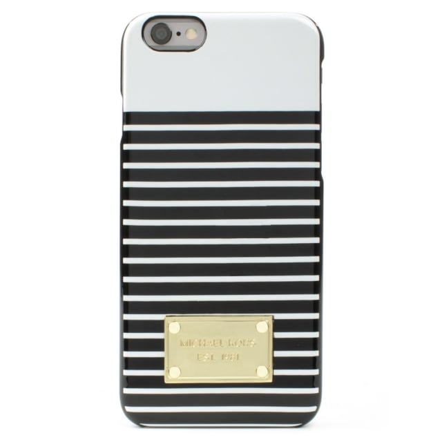 Michael Kors Striped Monochrome iPhone 6 Case
